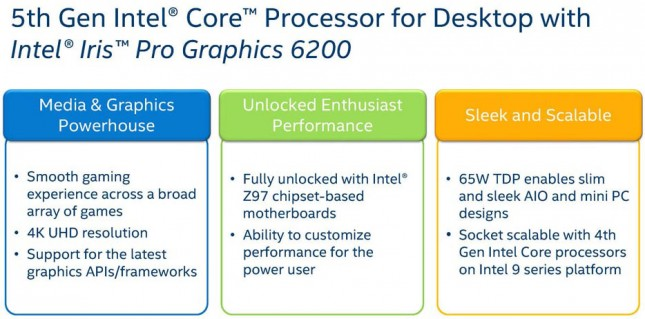 Intel Iris Pro 6200 Graphics