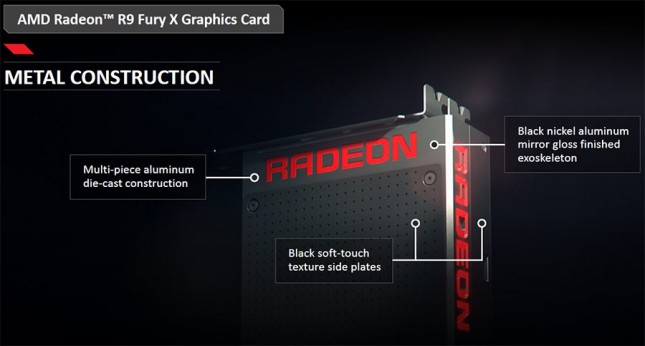 Radeon R9 Fury X Metal