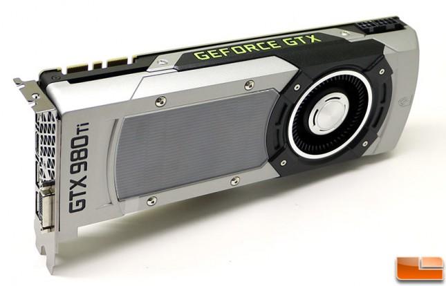 NVIDIA GeForce GTX 980 Ti Video Card