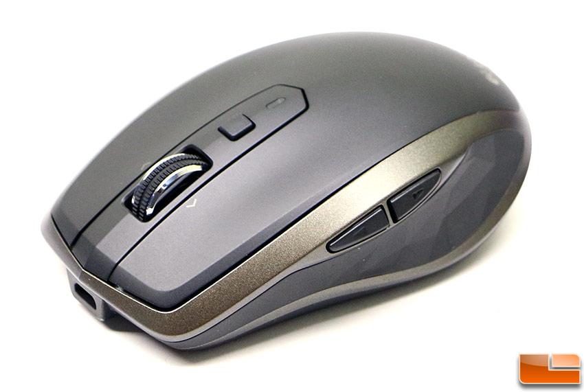 Rørig Logitech MX Anywhere 2 Wireless Mouse Review - Legit Reviews YQ-06