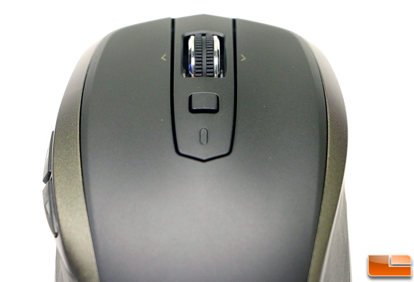 Logitech MX Anywhere 2 Wireless Mouse Review - Legit Reviews