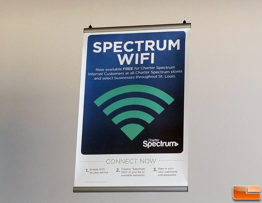 Hot Spot Wifi >> Free Charter Spectrum WiFi Internet Hotspot Speed Tested in St. Louis - Legit Reviews