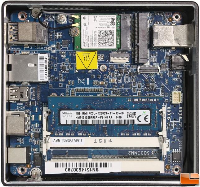 Gigabyte-Brix-BXi5H-DDR3L-Install