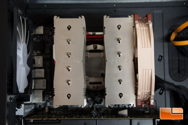 Noctua NH-D15 Installed 1
