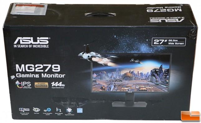 ASUS MG279Q 27-inch WQHD IPS monitor