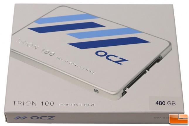 OCZ Trion SSD