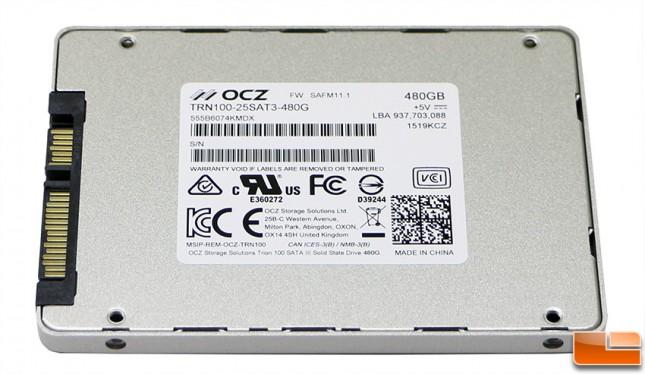 OCZ Trion 100 SSD 480GB