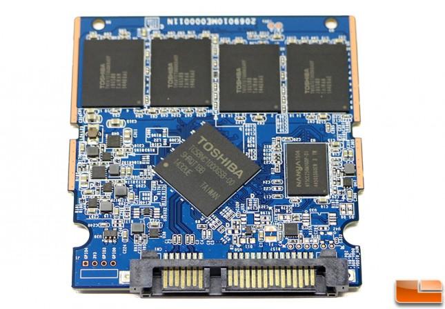 OCZ Trion 100 SSD PCB