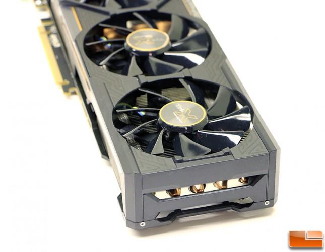 Sapphire Fury Tri-X GPU Cooler