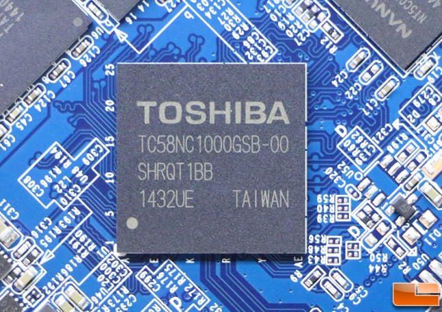 Toshiba tc58nc1000gsb Controller