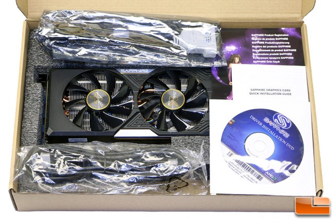Sapphire Tri-X Radeon R9 Fury Video Card Bundle