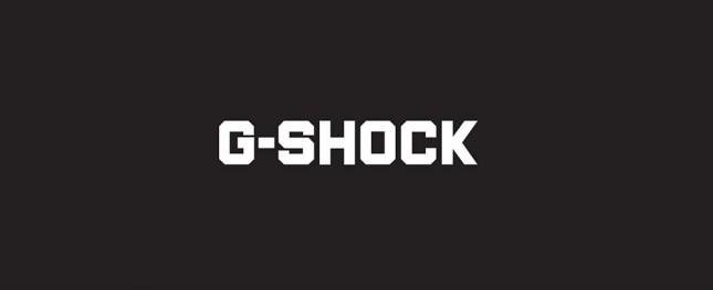 Casio G-Shock-Logo