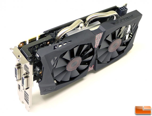 ASUS GeForce GTX 950 Strix 2GB Graphics Card