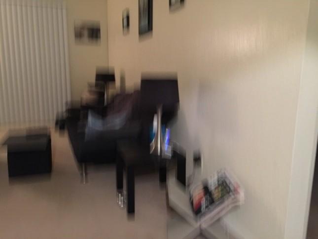 blurry iphone6 plus image