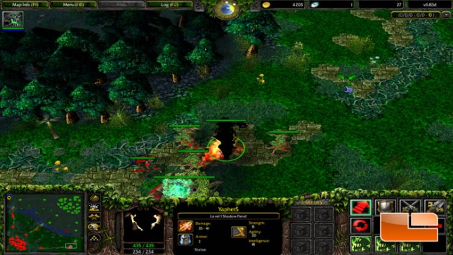 WarCraft III Defense of the Ancients
