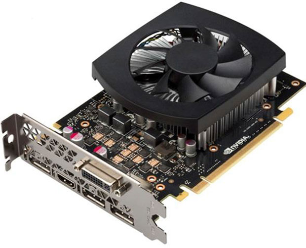 NVIDIA GeForce GTX 950 Reference Card