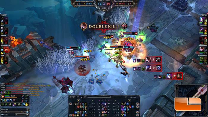 League of legends matchmaking aram