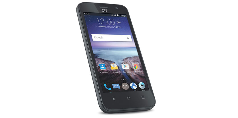 zte speed 4g no contract cell phone the lovely