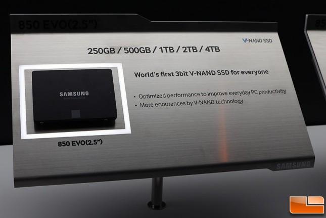 Samsung 850 EVO 4TB SSD