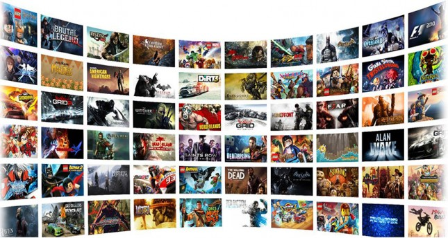 GeForce Now Games