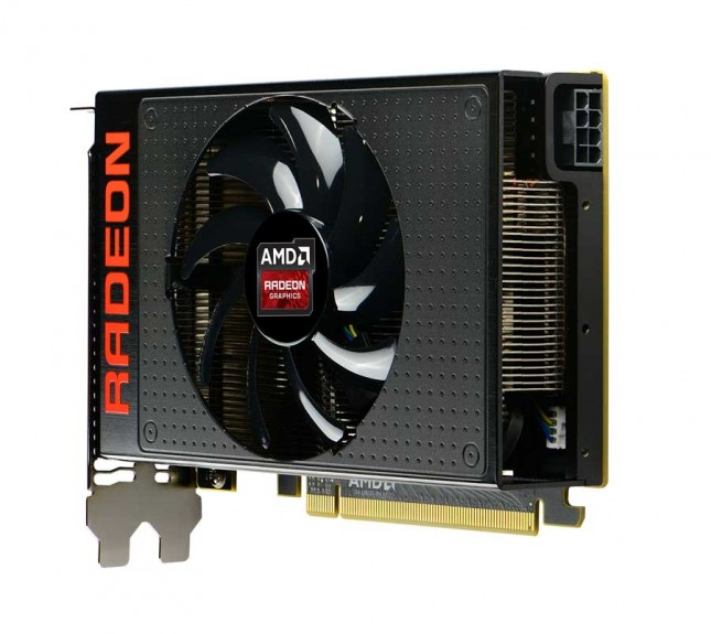AMD Radeon R9 Nano 8-pin Power Connector