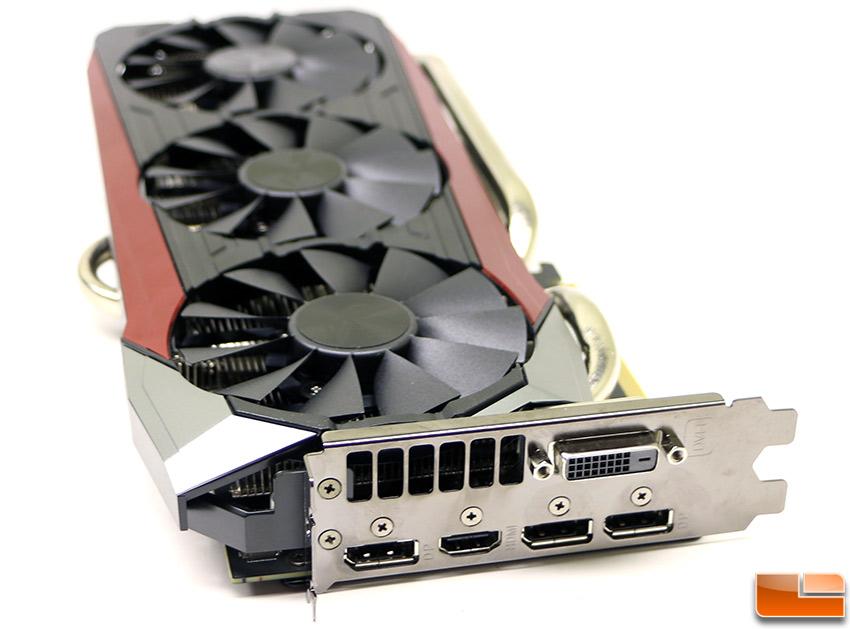 ASUS Radeon R9 390X STRIX 8GB Video Card Review - Legit