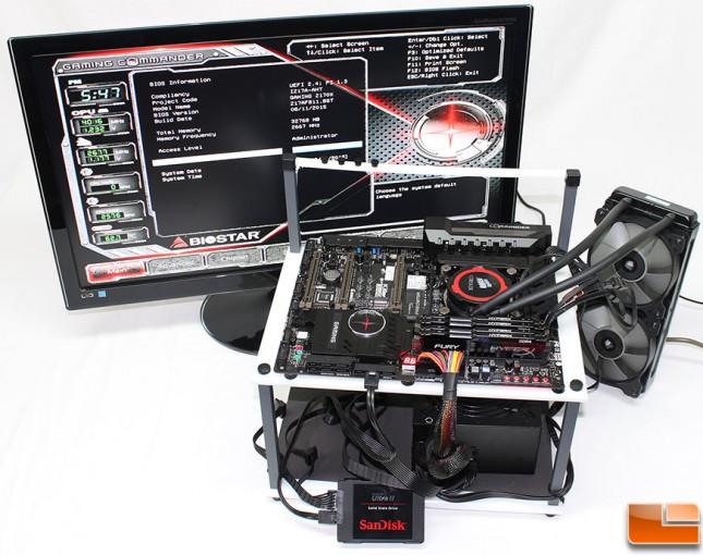 Biostar-Gaming-Z170X-Install