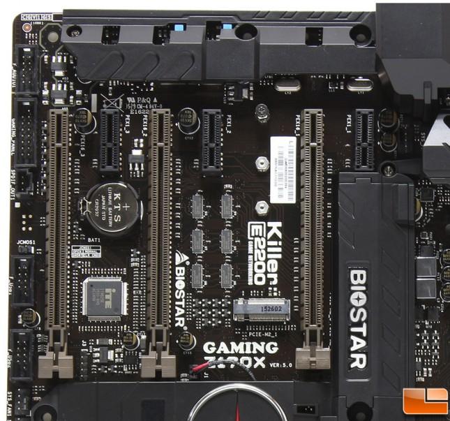 Biostar-Gaming-Z170X-PCIe