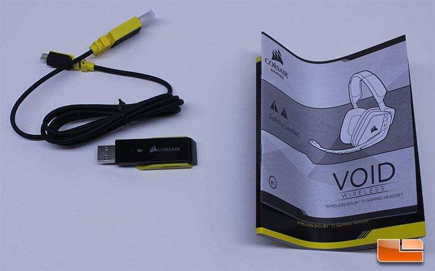 Corsair VOID RGB Wireless 7 1 Gaming Headset Review - Legit