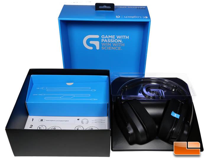 Logitech G633 Artemis Spectrum Rgb 7 1 Surround Gaming Headset Review Legit Reviewslogitech G633 Artemis Spectrum Gaming Headset
