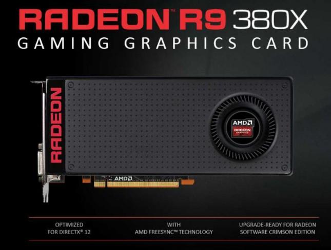 AMD Radeon R9 380X