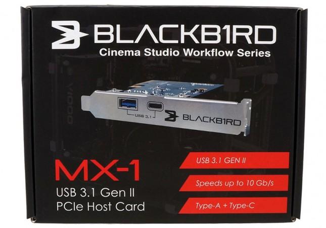 Blackbird MX-1