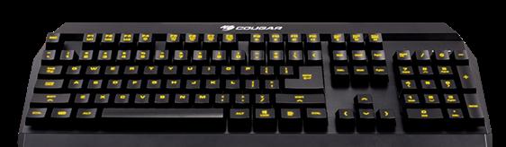 Cougar 450K Keyboard