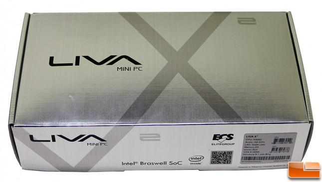 ECS LIVA X2 Mini PC