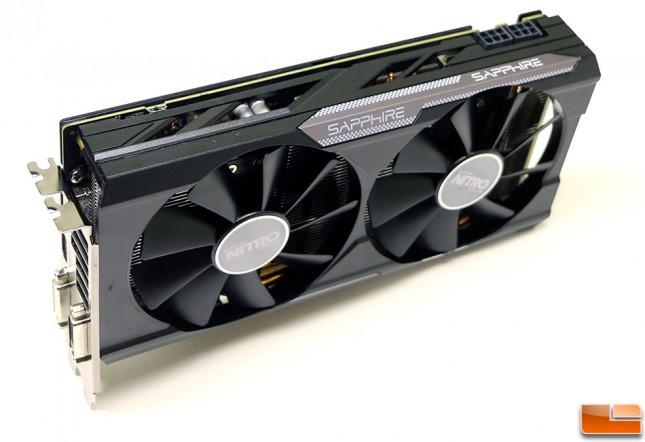 Sapphire Radeon R9 380X Nitro OC Video Card