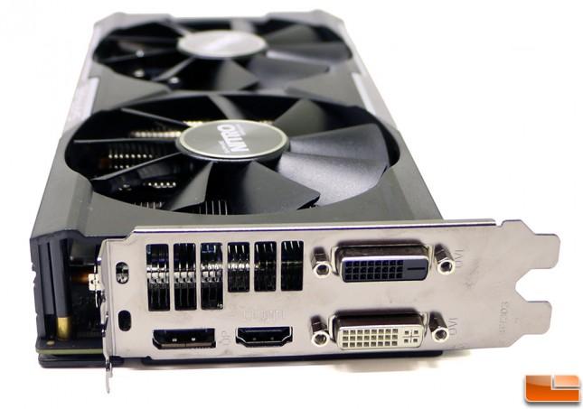 Sapphire Radeon R9 380X Nitro OC Video Card Video Outputs