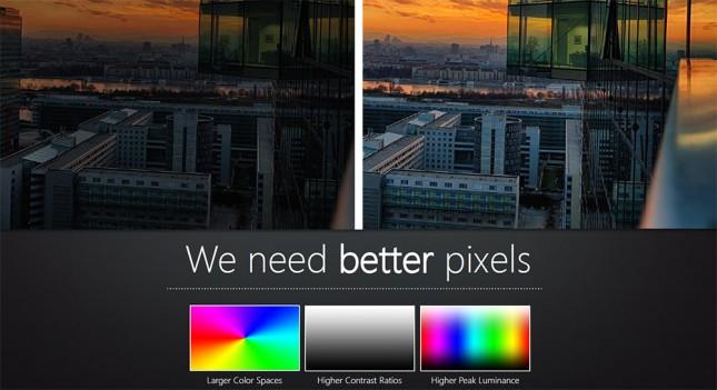 AMD Better Pixels