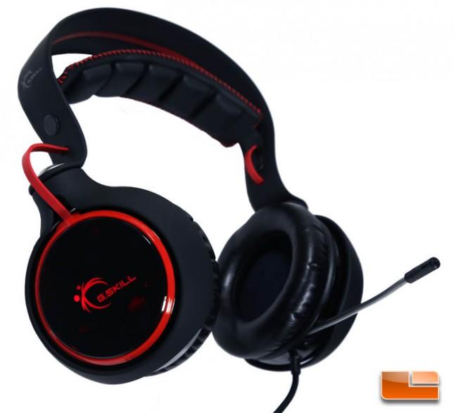 G.SKILL SR910 Real 7.1 Headset