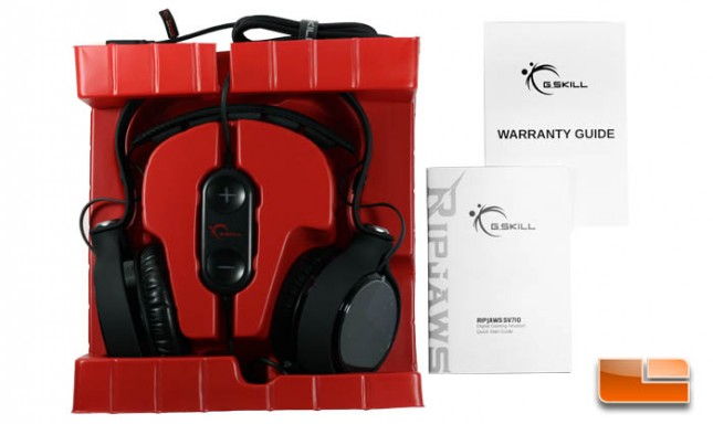 G.SKILL SV710 Virtual 7.1 Headset