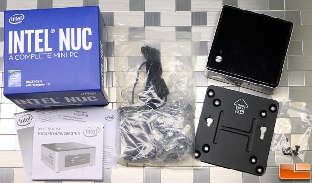 intel nuc5pghy box
