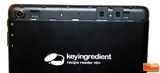 Key Ingredient Tablet SIM Slot