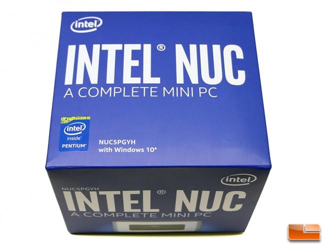 Intel Grass Canyon NUC NUC5PGHY