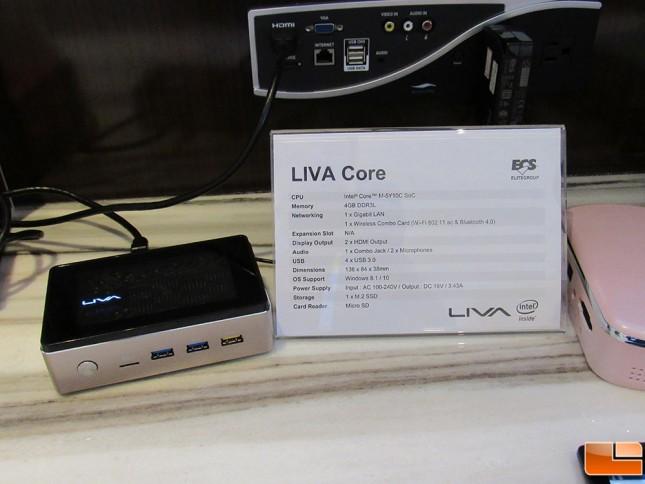 ECS-CES-2016-LIVA-Core