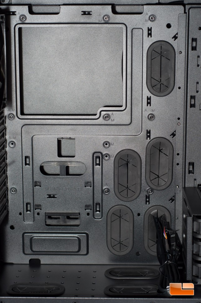 Thermaltake Core X71 - Motherboard Tray