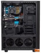 Thermaltake Core X71 - Main Almost Complete