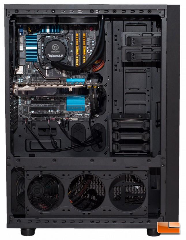 Thermaltake Core X71 - Main Complete