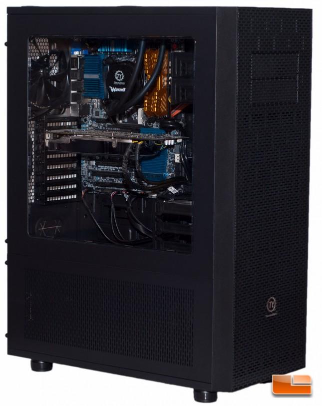 Thermaltake Core X71 - Complete