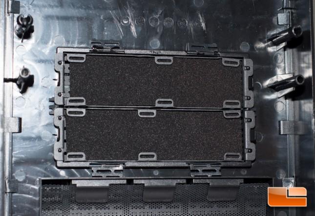 Thermaltake Core X71 - Bay Filters