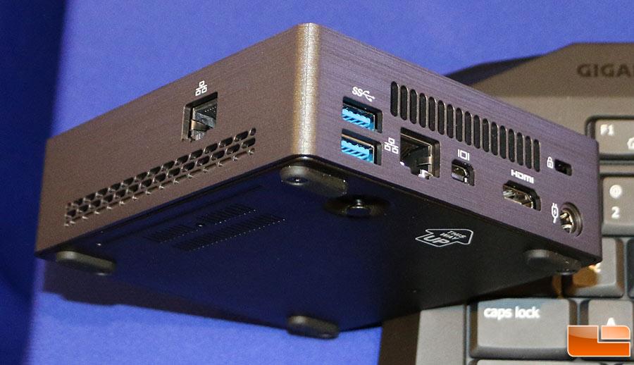 Gigabyte Brix Get Updated - Skylake Processors, Thunderbolt