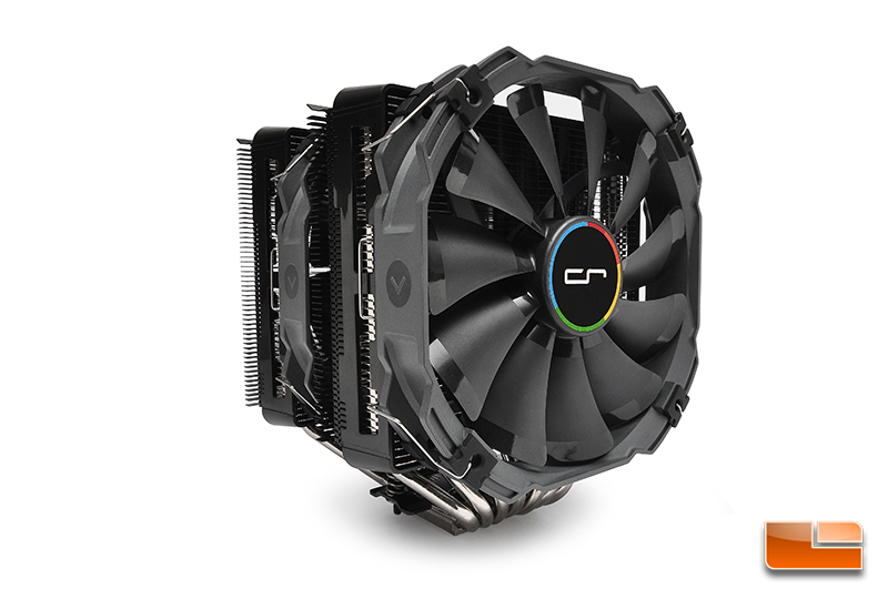 Cryorig R1 Ultimate CPU Cooler Review - Page 5 of 6 - Legit